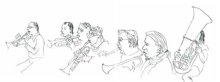 3. Trompeten +Valerie 22.03.13 QB 14